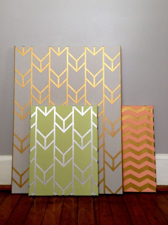 Fill Your Walls With 23 Canvas Painting Ideas You Can Easily DIY
