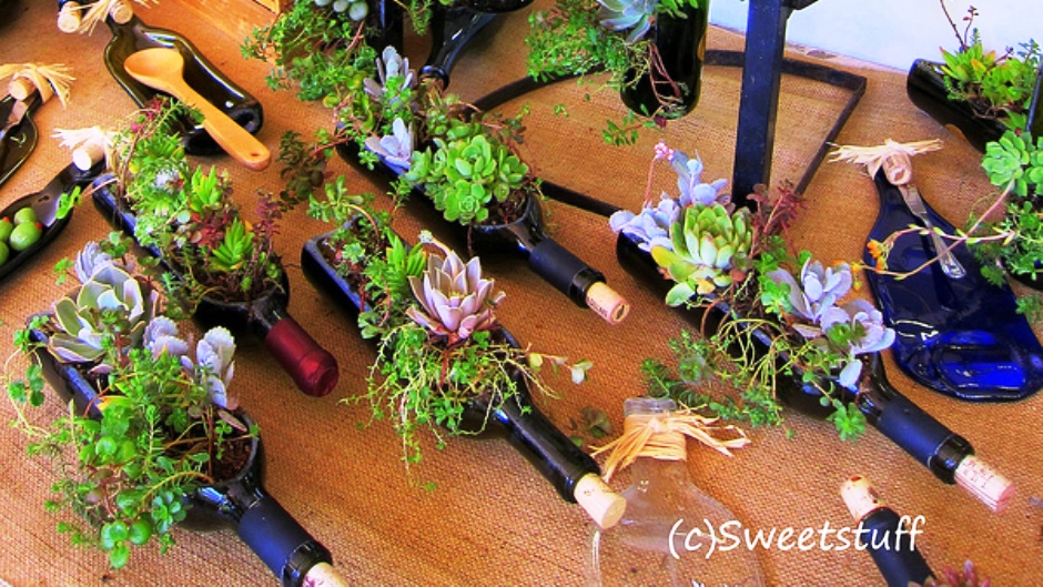 20 Wine Bottle Craft Ideas to Put Your Wine Bottles to Good Use