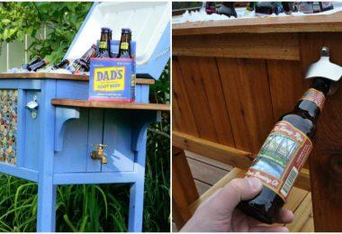DIY Outdoor coolers