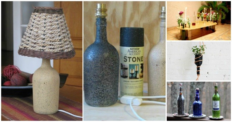 wine bottle crafts 20 wine bottle craft ideas to put your wine bottles to 3231