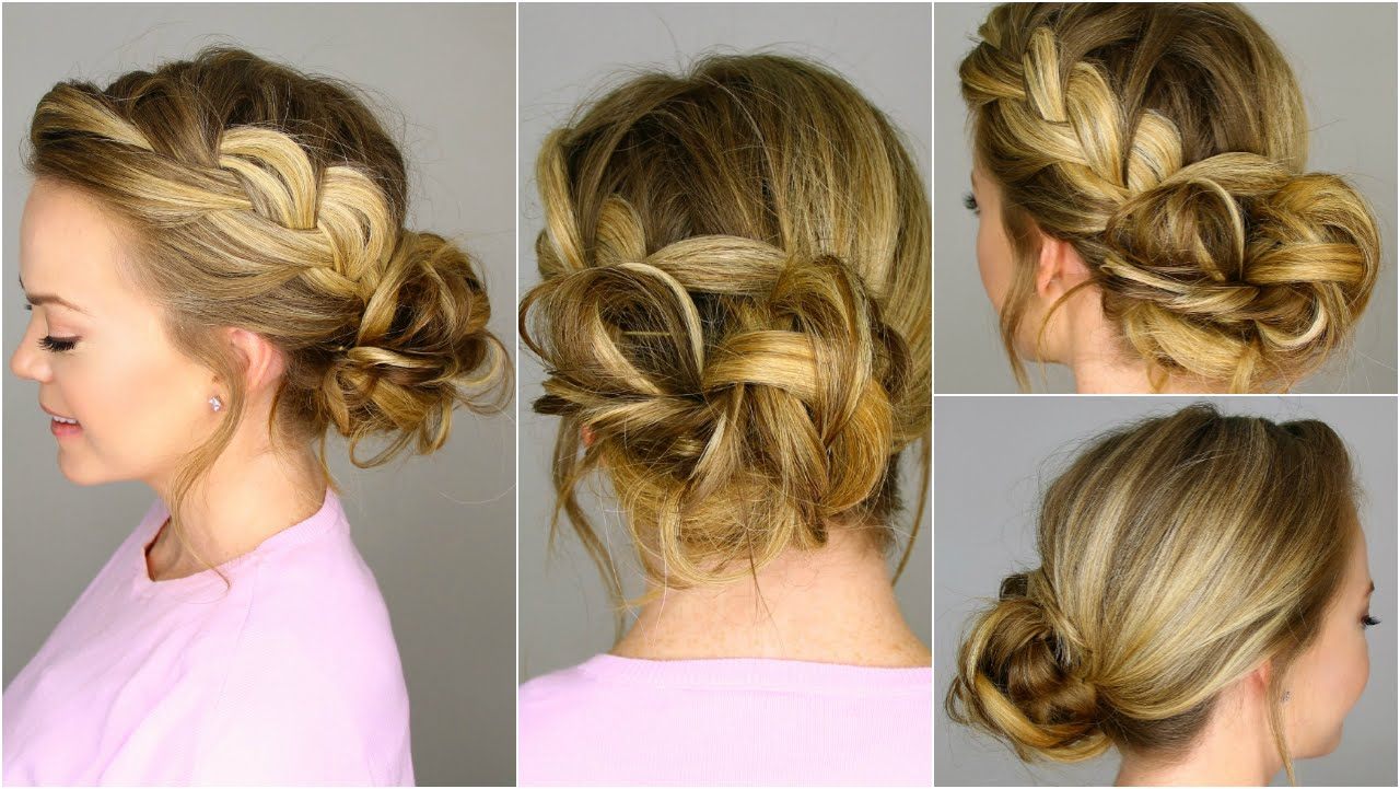Try Out These 20 French Braid Hairstyles To Look Perfect For Any Occasion