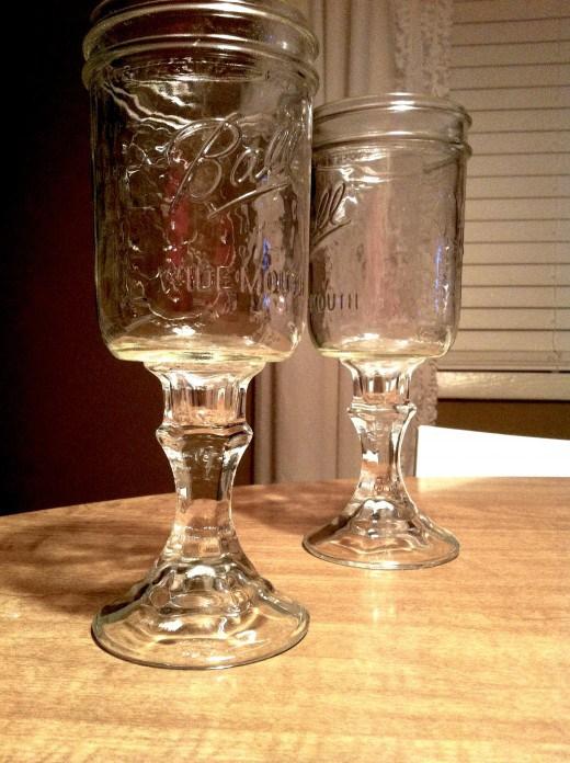 How To Make Redneck Drinking Glasses