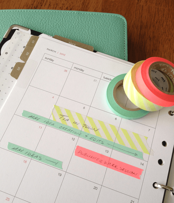 30 Brilliant Washi Tape Ideas That Can Change Your Life