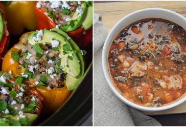 Freeze crockpot meals