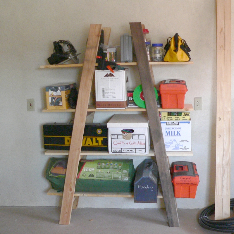 diy wall tool hangers