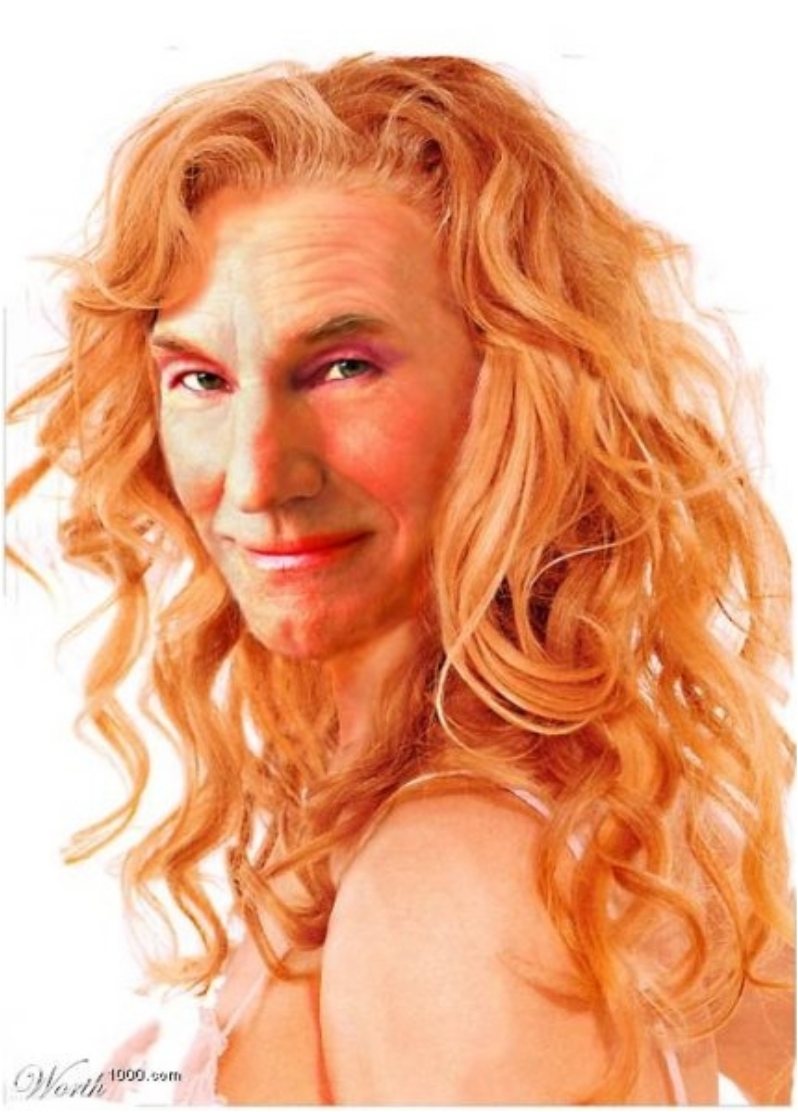 Funnies Thing Ever: 60 Male Celebs As Women