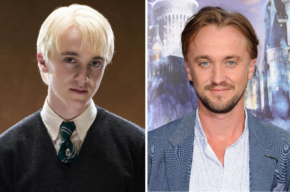 "The Ultimate ""Then And Now"" List Of Harry Potter's Cast ..."