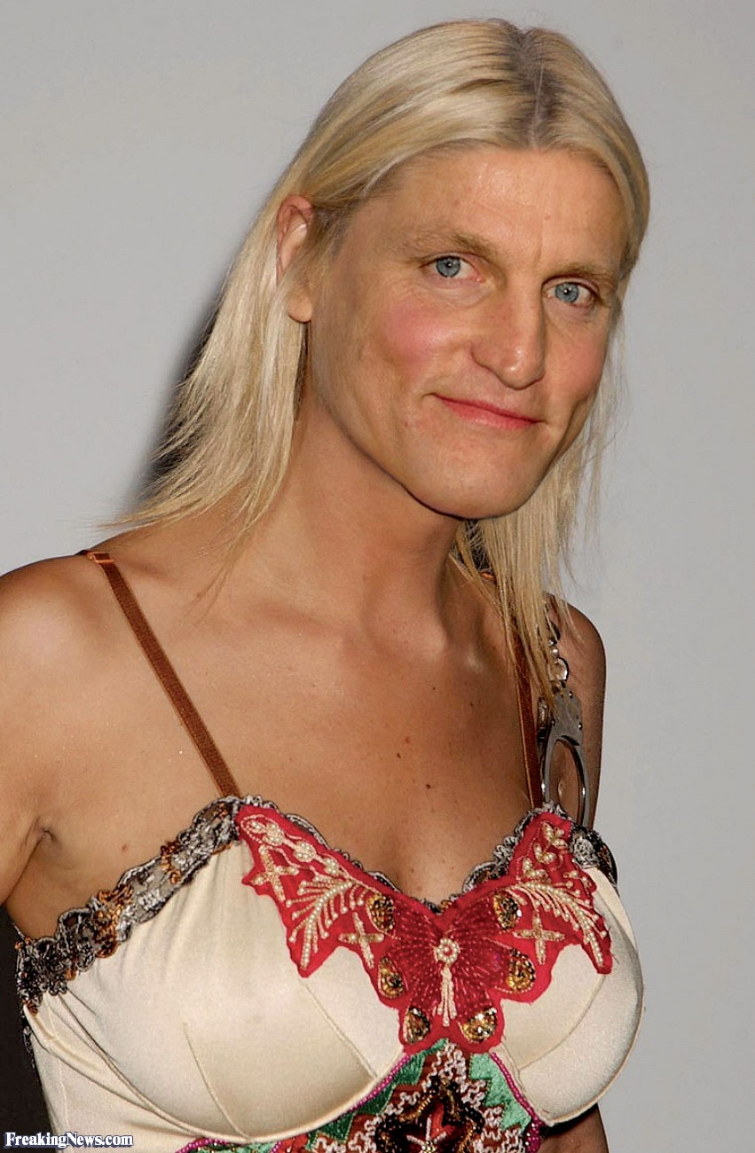 Funniest Thing Ever: 60 Male Celebs As Women