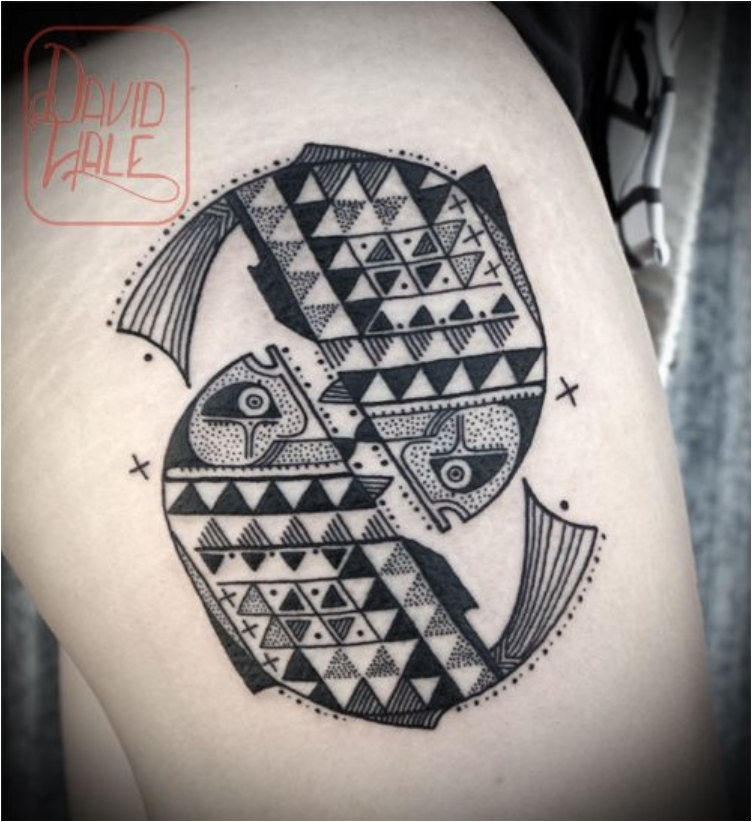 Are You a Pisces? Then You'll Love These 36 Tattoo Designs
