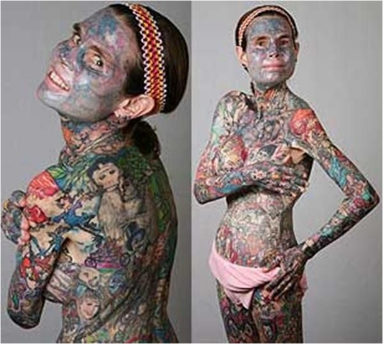 By Choice or by Nature: 43 of the Strangest People in the World