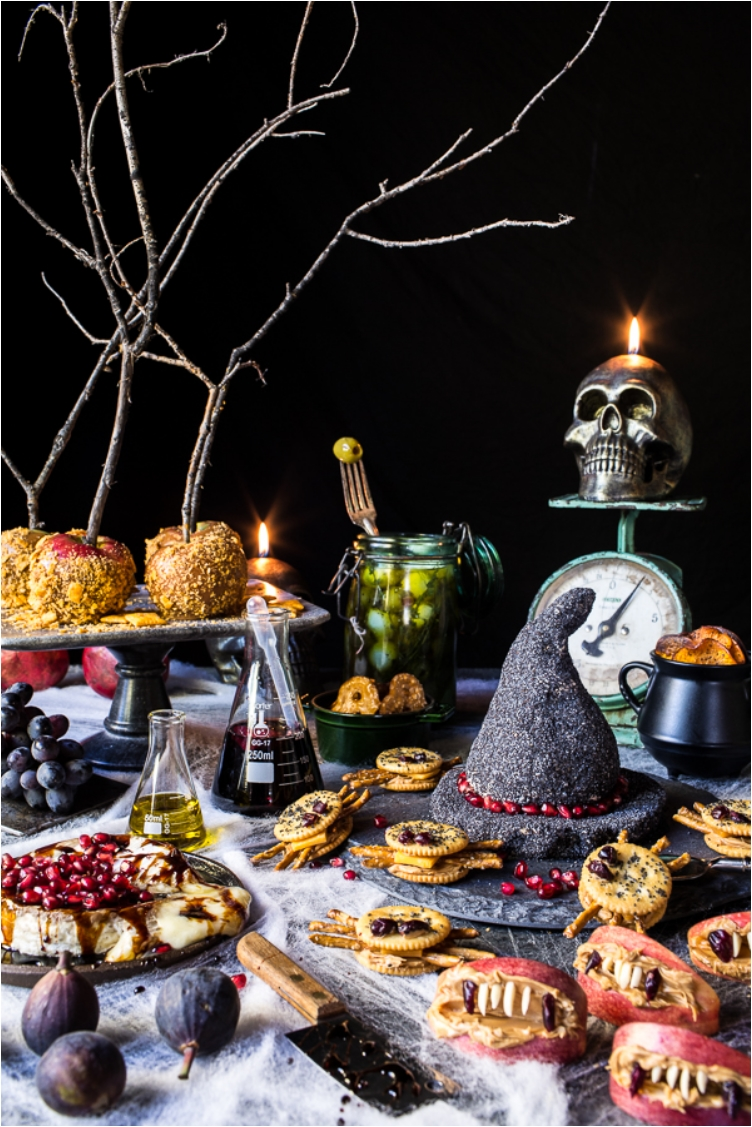 39 Spooky Foods For The Scariest Halloween Party Ever