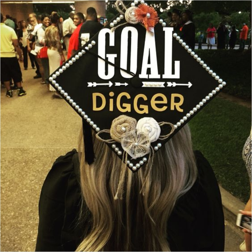 Graduation Cap Clever Girl: 35+ Most Honest, Yet Funny Graduation Caps Ever Made