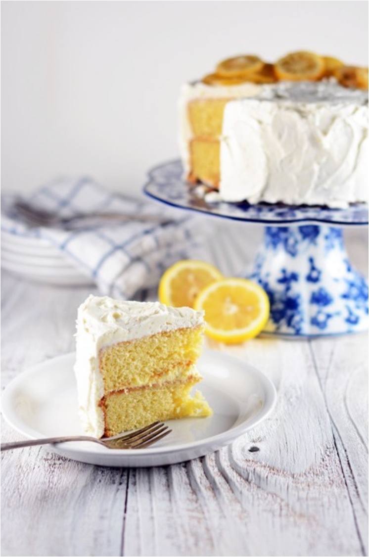Sweet and Sour Lemon Cakes Baked in 37 Amazing Ways