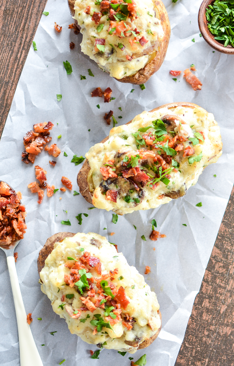26 Twice-Baked Potatoes to Enjoy with Double Gusto