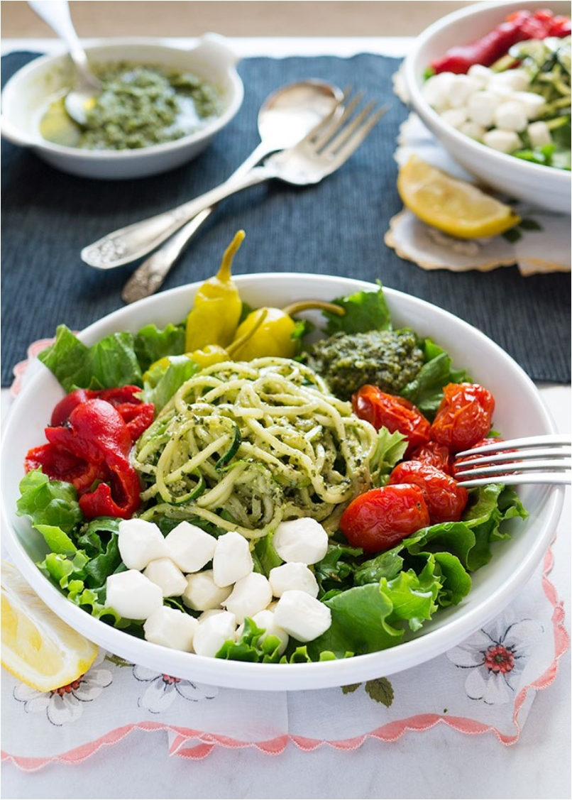 Get Out the Spiralizer and Prepare 26Amazing Meals