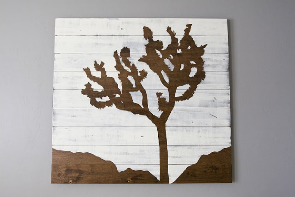 28 DIY Wall Art Ideas for the Artistically Challenged