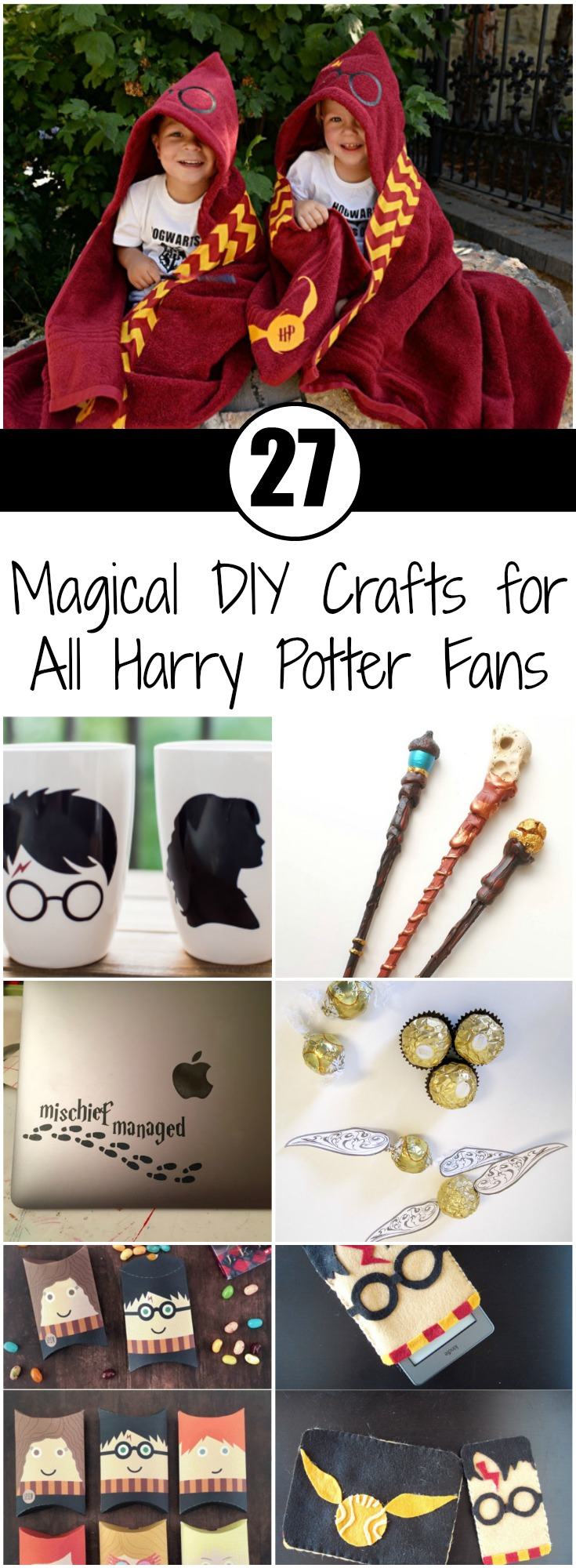 27 magical diy crafts for all harry potter fans page 20 of 28 27 magical diy crafts for all harry potter fans solutioingenieria Choice Image